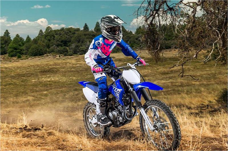2018 Yamaha TT-R 125LE at Kent Powersports, North Selma, TX 78154