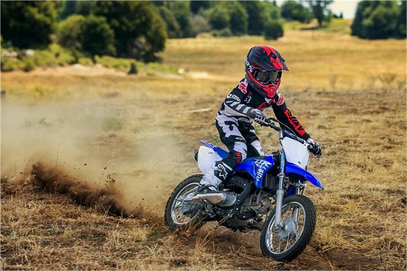 2018 Yamaha TT-R 110E at Ride Center USA