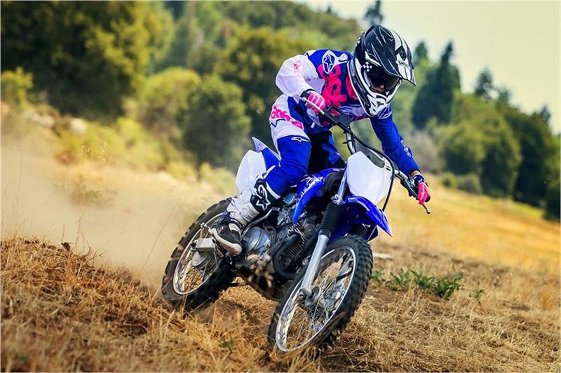 2018 Yamaha TT-R 110E at Pete's Cycle Co., Severna Park, MD 21146