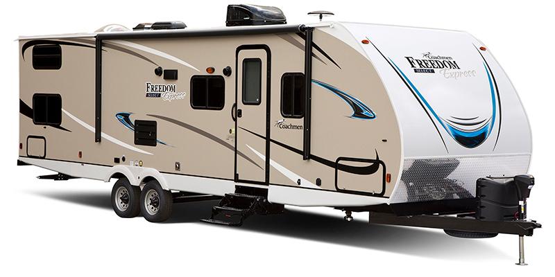 Freedom Express Select 17BLSE at Campers RV Center, Shreveport, LA 71129