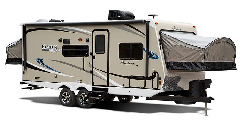 Freedom Express Expandable 21TQX at Campers RV Center, Shreveport, LA 71129