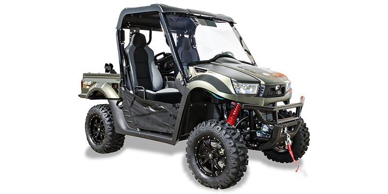 UXV 450i LE Hunter at Lincoln Power Sports, Moscow Mills, MO 63362