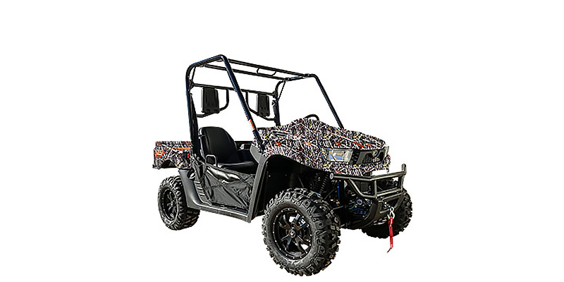 UXV 700i LE Camo at Lincoln Power Sports, Moscow Mills, MO 63362