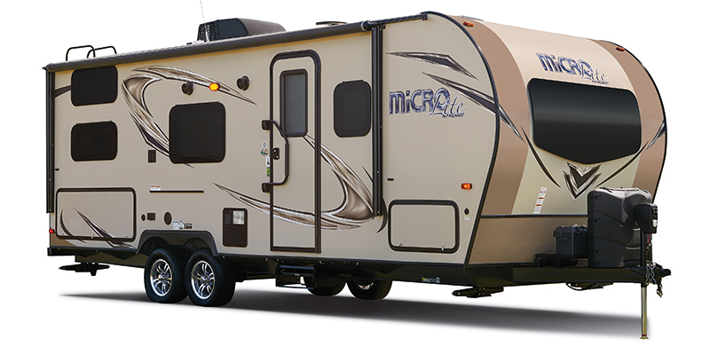 Flagstaff Micro Lite 25BDS at Campers RV Center, Shreveport, LA 71129