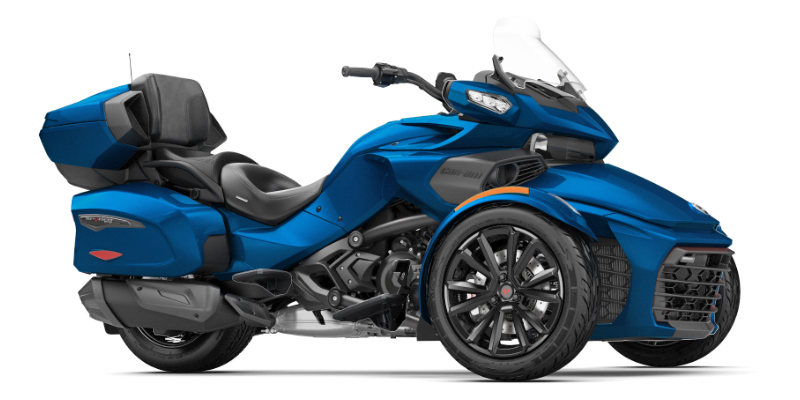 2018 Can-Am™ Spyder F3 Limited at Kent Powersports, North Selma, TX 78154
