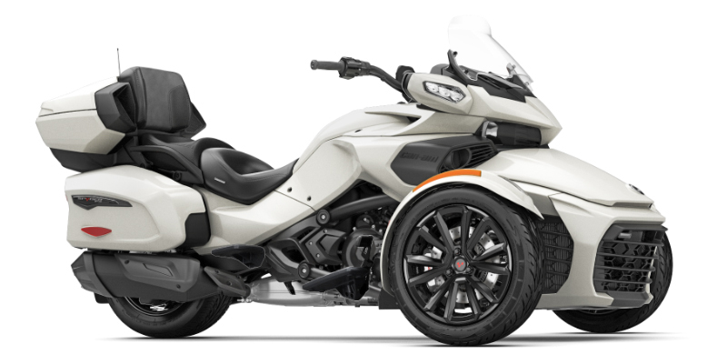 2018 Can-Am Spyder F3 Limited at Aces Motorcycles - Fort Collins