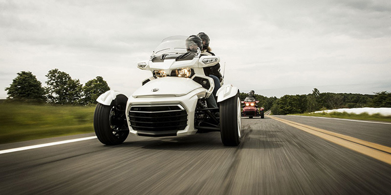 2018 Can-Am Spyder F3 Limited at Kent Powersports, North Selma, TX 78154