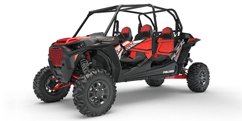RZR XP® 4 Turbo EPS DYNAMIX® Edition at Reno Cycles and Gear, Reno, NV 89502