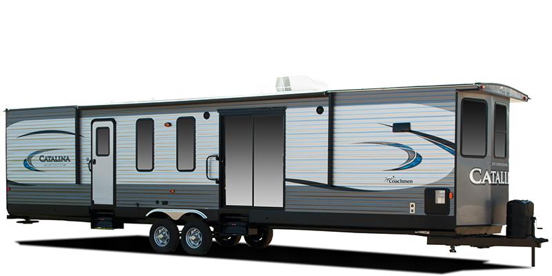 Catalina Destination 40FKDS at Campers RV Center, Shreveport, LA 71129