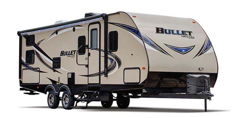 Bullet 261RBS at Campers RV Center, Shreveport, LA 71129