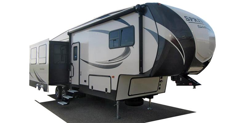Sprinter Campfire 29FWRL at Campers RV Center, Shreveport, LA 71129