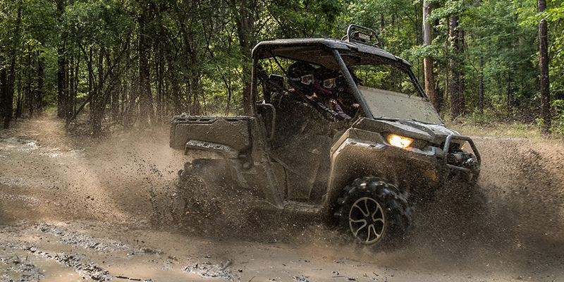 2018 Can-Am Defender HD10  X mr at Thornton's Motorcycle - Versailles, IN