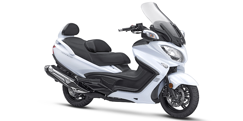 2018 Suzuki Burgman 650 Executive at Kent Powersports, North Selma, TX 78154