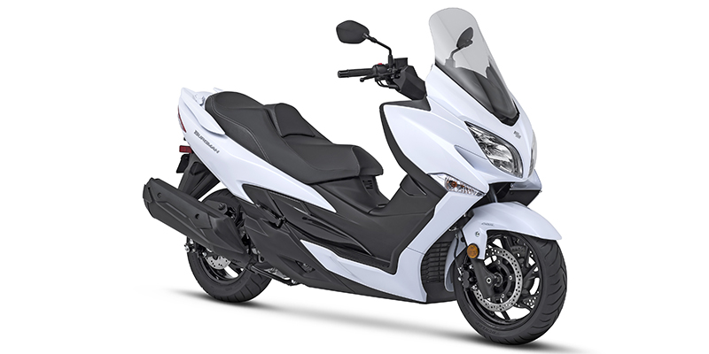 2018 Suzuki Burgman 400 ABS at Kent Powersports, North Selma, TX 78154
