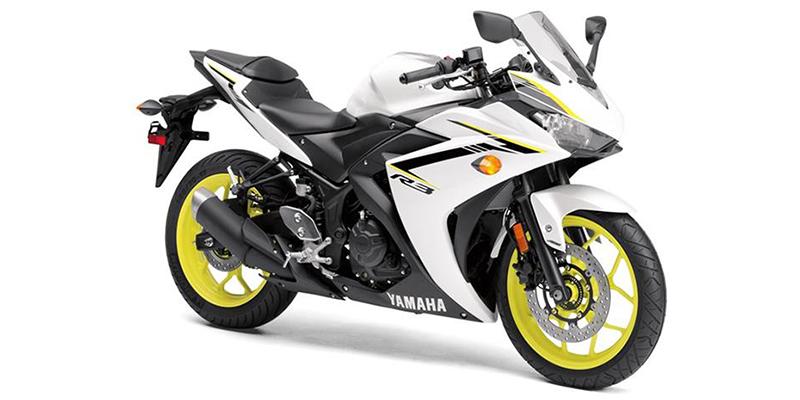 2018 Yamaha YZF R3 at Lynnwood Motoplex, Lynnwood, WA 98037