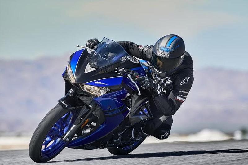 2018 Yamaha YZF R3 at Kent Powersports, North Selma, TX 78154