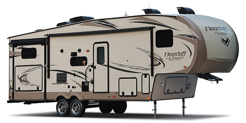 Flagstaff Classic Super Lite 8528IKWS at Campers RV Center, Shreveport, LA 71129