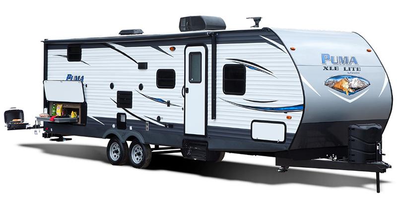 Puma XLE Lite 27FQC at Campers RV Center, Shreveport, LA 71129