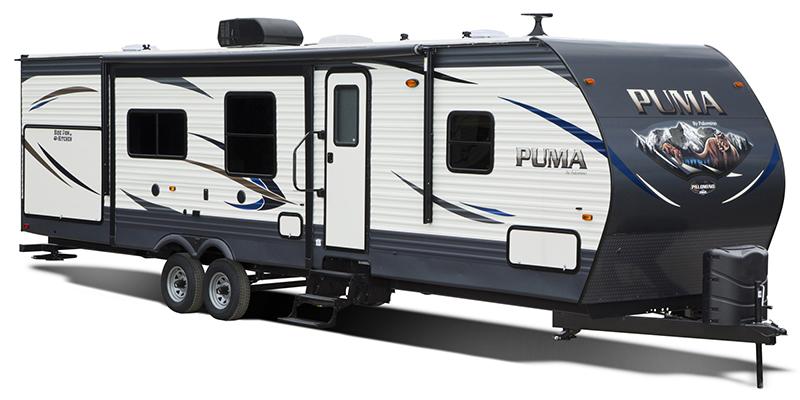 Puma 32BHKS at Campers RV Center, Shreveport, LA 71129