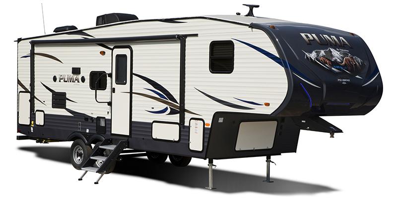 Puma 255RKS at Campers RV Center, Shreveport, LA 71129