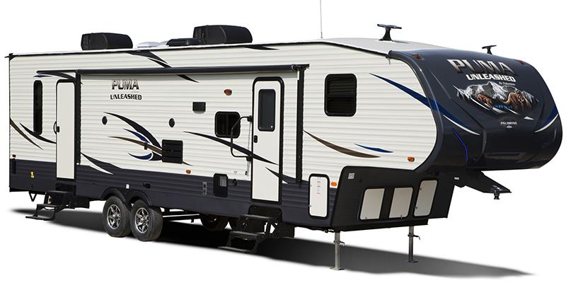 Puma Unleashed 351THSS at Campers RV Center, Shreveport, LA 71129