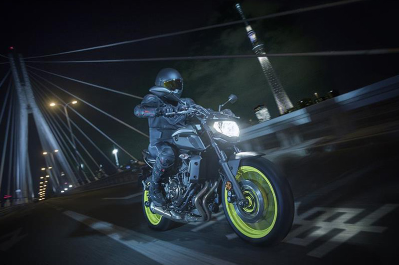 2018 Yamaha MT 07 at Bobby J's Yamaha, Albuquerque, NM 87110