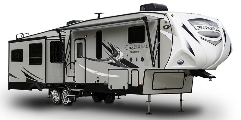 Chaparral 360IBL at Campers RV Center, Shreveport, LA 71129