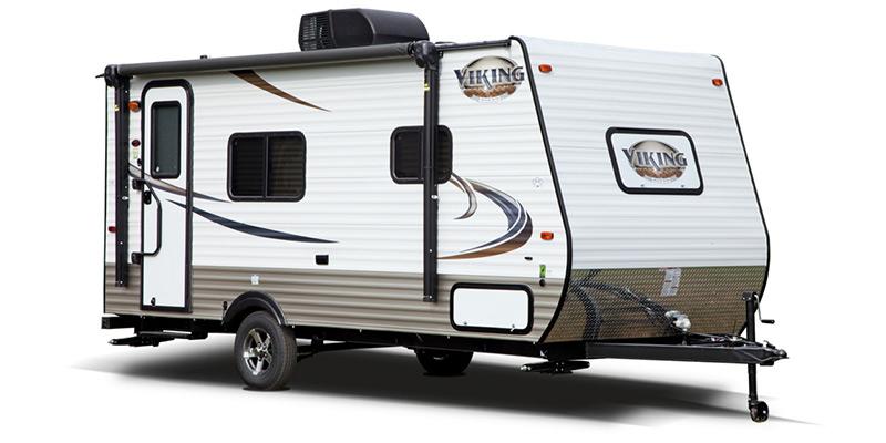 Viking Single Axle 17FQ at Campers RV Center, Shreveport, LA 71129