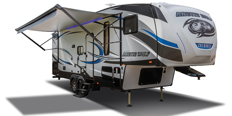 Cherokee Arctic Wolf 255DRL4 at Campers RV Center, Shreveport, LA 71129