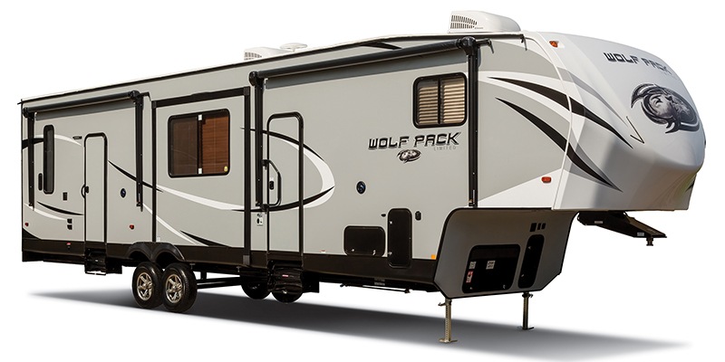 Cherokee Wolf Pack 325PACK13 at Campers RV Center, Shreveport, LA 71129