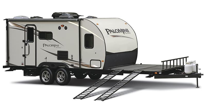 PaloMini 177 ORV BH at Campers RV Center, Shreveport, LA 71129