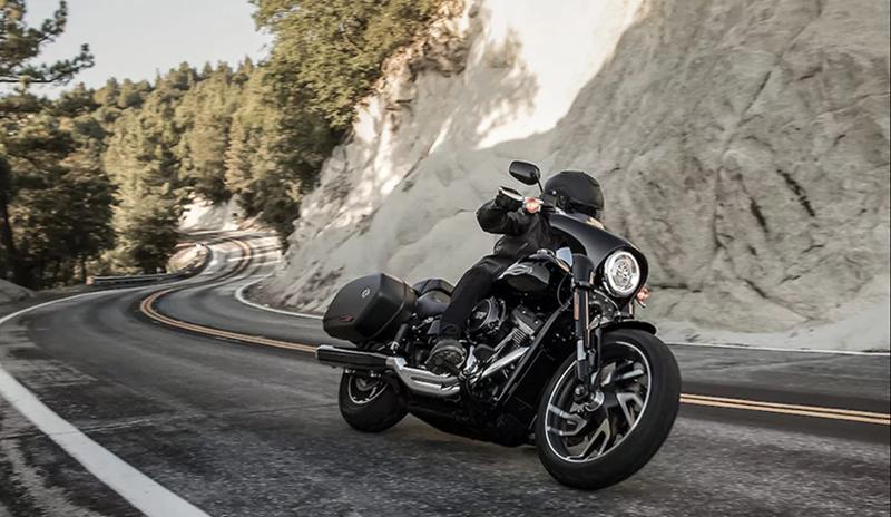 2018 Harley-Davidson Softail® Sport Glide™ at Mike Bruno's Bayou Country Harley-Davidson