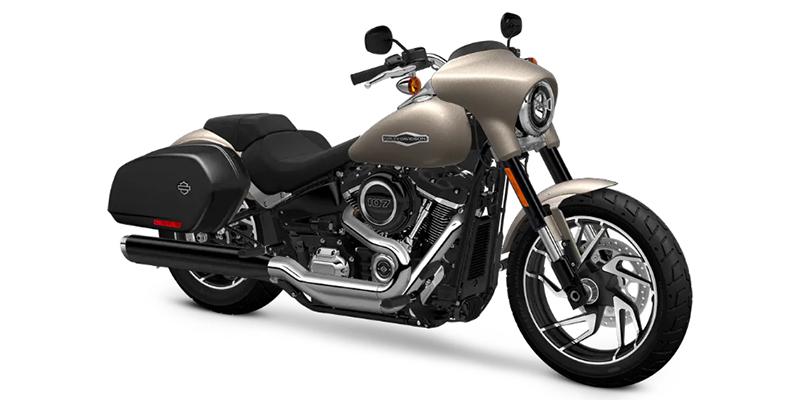 Softail® Sport Glide™ at Bud's Harley-Davidson