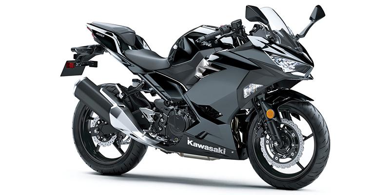 2018 Kawasaki Ninja 400 Base at Hebeler Sales & Service, Lockport, NY 14094