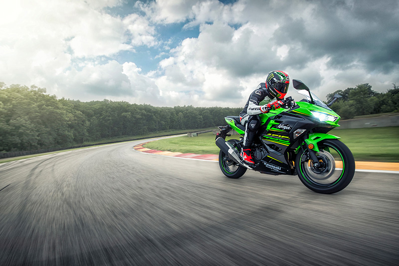 2018 Kawasaki Ninja 400 ABS KRT Edition at Hebeler Sales & Service, Lockport, NY 14094