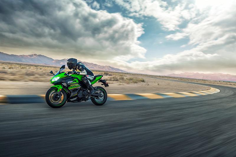 2018 Kawasaki Ninja 400 ABS KRT Edition at Hebeler Sales & Service, Lockport, NY 14094