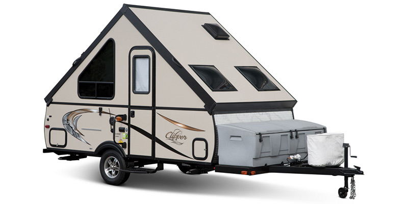 2018 coachmen clipper hardside c12rbst | campers rv center
