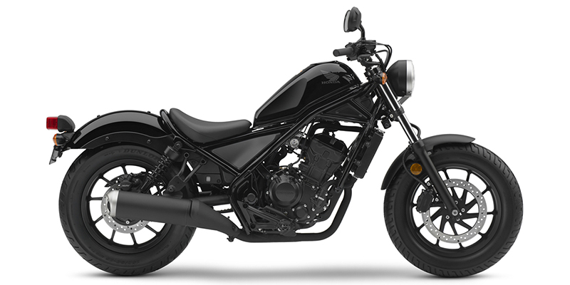 2018 Honda Rebel® 300 at Kent Powersports, North Selma, TX 78154
