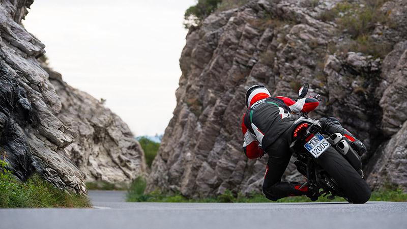 Ducati Monster   Miles Per Gallon