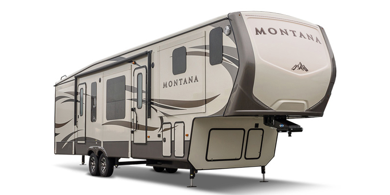 Montana 3120RL at Campers RV Center, Shreveport, LA 71129