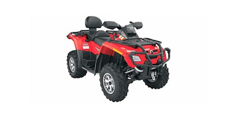 2007 Can-Am Outlander MAX 800 HO EFI XT at Kawasaki Yamaha of Reno, Reno, NV 89502