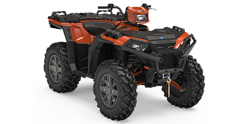 Sportsman XP® 1000 Lava Orange LE at Midwest Polaris, Batavia, OH 45103