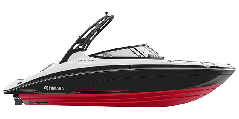 2018 Yamaha 212 Limited S at Kent Powersports, North Selma, TX 78154