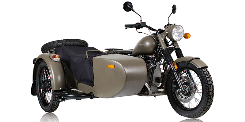 2018 Ural M70 750 at Randy's Cycle, Marengo, IL 60152