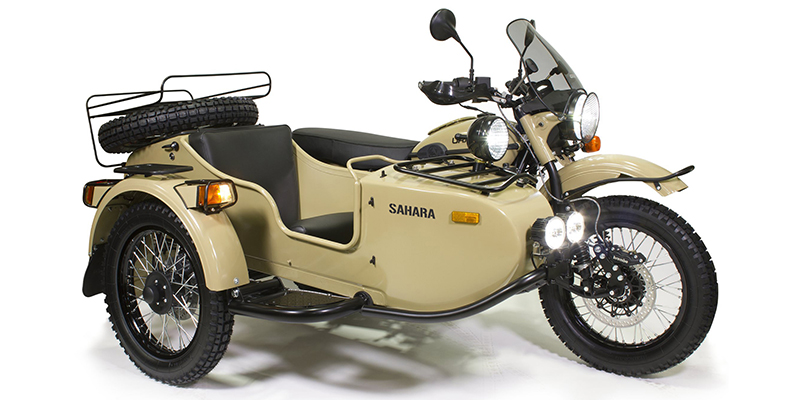 2018 Ural Gear-Up Sahara SE at Randy's Cycle, Marengo, IL 60152