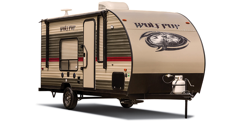 Cherokee Wolf Pup 15DF at Campers RV Center, Shreveport, LA 71129