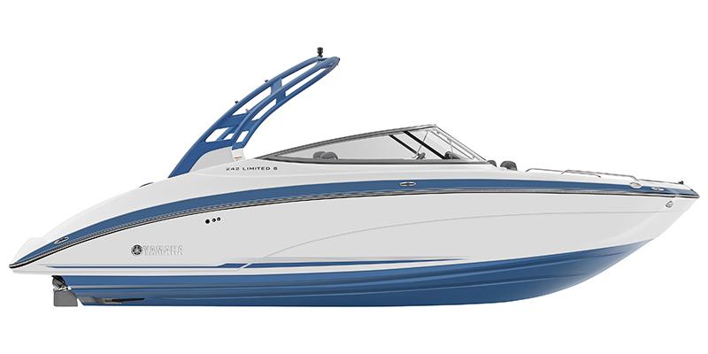 2018 Yamaha 242 Limited S at Kent Powersports, North Selma, TX 78154
