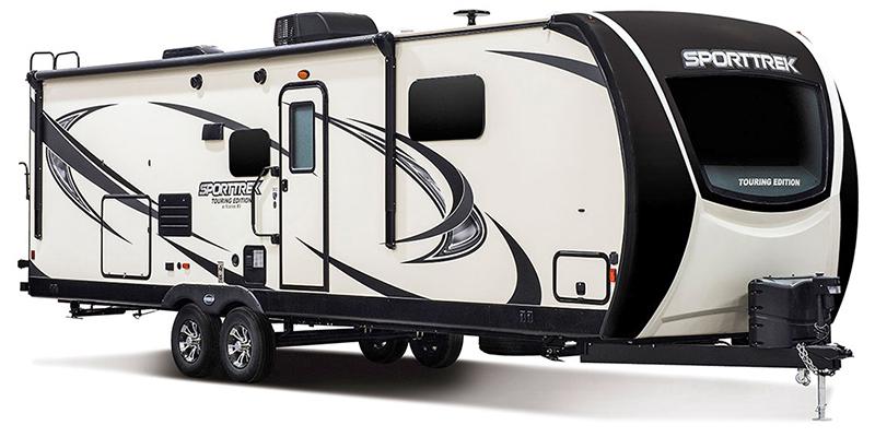 SportTrek Touring Edition STT343VBH at Campers RV Center, Shreveport, LA 71129