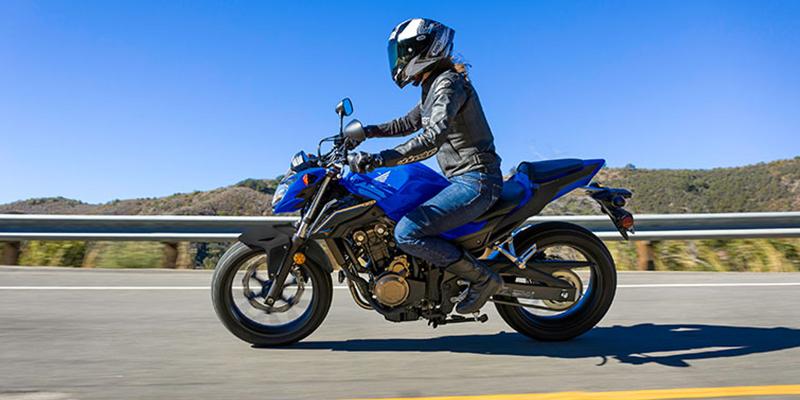 2018 Honda CB500F Base at Kent Powersports, North Selma, TX 78154