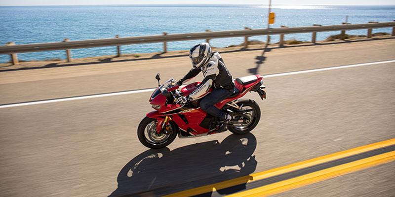 2018 Honda CBR600RR Base at Kent Powersports, North Selma, TX 78154